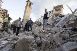 """Terremoto in Centro Italia: """"Un colpo che ferisce al cuore la nostra terra e le nostre persone"""""""