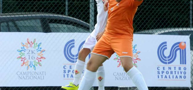 Campionati Calcio a 11 – Fase Provinciale