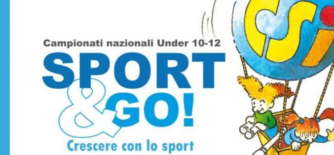 Campionato Provinciale Basket under 10 e under 12 Sport&Go