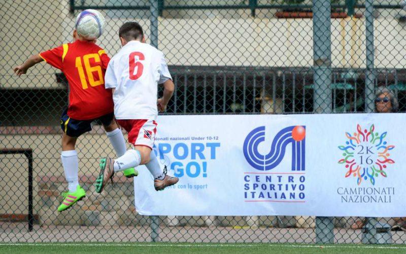 "Campionato Provinciale Under 10 Calcio a 5 ""Sport & Go"""