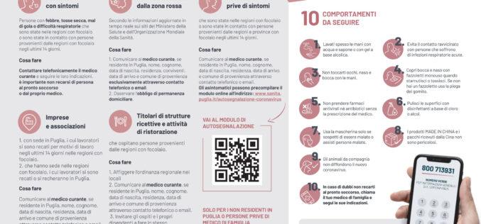 Regione Puglia: quello che bisogna sapere