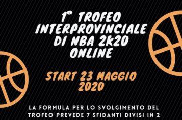 1° Torneo Interprovinciale di NBA 2k20