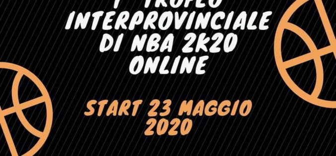 1° Torneo Interprovinciale di NBA 2k20