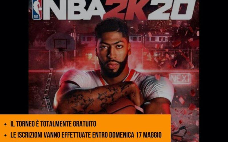 1° Torneo Interprovinciale di NBA 2K20 – Scopri come partecipare