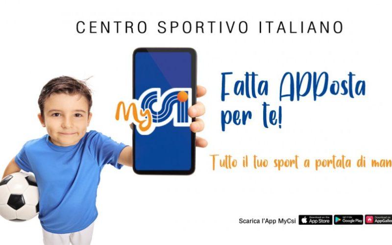 Scarica l'app MyCSI