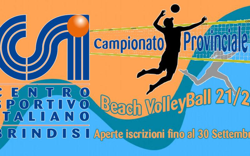 Beach Volley Provinciale 21-22